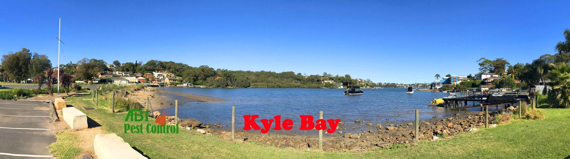 Kyle Bay Merriman Park
