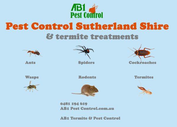 Pest Identification Card
