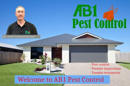 Welcome to AB1 Pest Control